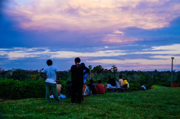 The favorite Rapé spot from the Yawanawa of Nova Esperança village.